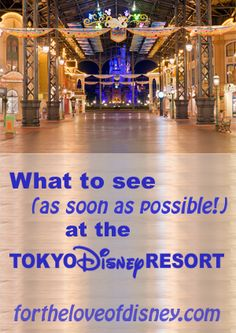 Why I want Tokyo Disney Resort to be our first non-US Disney Parks Experience