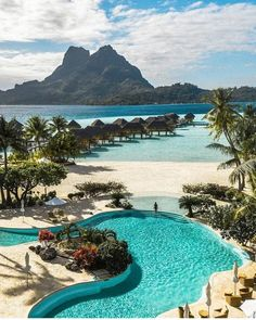 Picture by Bora Bora 😍😍😍 . Picture by ✨✨ f… Bora Bora 😍😍😍 . Picture by ✨✨ for a feature ❤️ - Vacation Places, Vacation Destinations, Dream Vacations, Vacation Trips, Best Holiday Destinations, Dream Vacation Spots, Holiday Places, Holiday Photos, Vacation Ideas