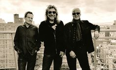 John Paul Jones, Robert Plant, Jimmy Page - by Ross Halfin, 2012