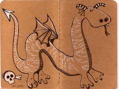 Dragon Journal by Courtney Thomas