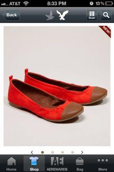 AE Ballerina shoes