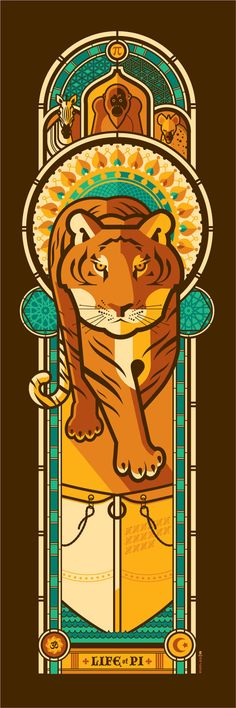 #LifeOfPi by #TomWhalen