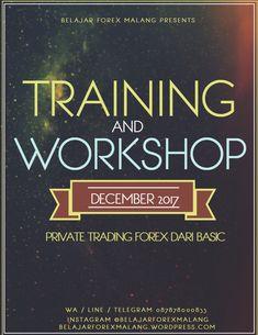 Pelatihan Training Kursus trading forex bulan Desember tahun 2017 di Kota Malang, Jawa Timur akan kami adakan. Setiap hari senin sampai jumat. Untuk informasi lebih lanjut silakan hubungi kami di telepon …