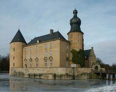 Borken Castle ~ North Rhine-Westphalia ~ Germany
