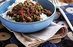 Curry Mince