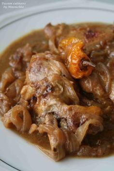 Poulet Yassa ( recette sénégalaise) by Minouchka