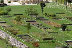 Le Jardin Botanique de Bastide, Bordeaux