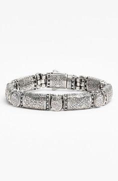 Konstantino 'Classics' Bar Line Bracelet available at #Nordstrom
