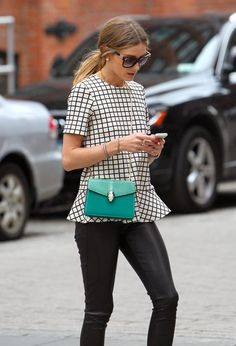 The Olivia Palermo Lookbook : Absolutely Stunning Olivia Palermo in New York.
