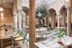 Oda al patio andaluz - El Pintón de Sevilla | Ministry of Deco