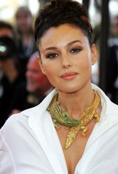 monica bellucci. one of the most beautiful women