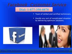 Facebook Customer Service 1-877-350-8878; one-shot solution for thousands of queriesDoes your mind keep asking thousands of questions? Are some of your Facebook technical worries causing your life hell? Then for sure, you need a companion which can give a productive answer to all your queries. So, without delay, just get ready to join our Facebook Customer Service via toll-free number 1-877-350-8878. https://www.mailsupportnumber.com/facebook-technical-support-number.html