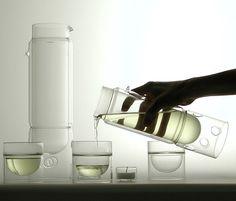 float glassware   tea lantern di molo   Decanters
