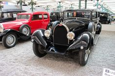 #Bugatti #Type_46 #Limousine exposée à la #Cité de l'#Automobile, Collection #Schlumpf, de #Mulhouse. Article original : http://newsdanciennes.com/2015/07/16/on-a-teste-pour-vous-la-collection-schlumpf/ #Cars #Museum #Voiture #Ancienne #Classic