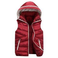 7c7b6e53499105 2018 Hot Sale Vest Waistcoats Vest Women Cardigans Jacket Winter Warm  Clothes Parkas Outwear Woman Coat Female Clothing Aa216. Leichte JackeWeste  Mit ...