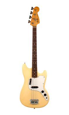 Fender Musicmaster Bass 1975