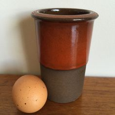 Retro Vintage Danish Knabstrup Pottery Ceramic Vase Genuine Denmark Signed | eBay