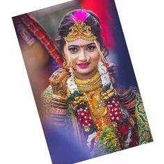 Indian Wedding Photography, Couple Photography, Marathi Bride, Glamorous Makeup, Beautiful Indian Actress, Saree Wedding, Photo Poses, Indian Bridal, Indian Actresses