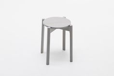 Find out all of the information about the KARIMOKU NEW STANDARD product: contemporary stool / oak / stackable / black CASTOR. Solid Oak, Timeless Design, Bar Stools, Contemporary, Table, Big Game, Furniture, Home Decor, Chairs
