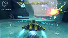 Space Racing 2 ANDROID Gameplay #3 - Space Racing 2 is a Android Free-to-play, Arcade Racing, Multiplayer Game in a science fiction environment.