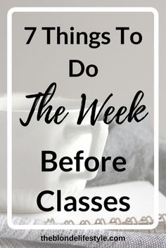 College last day quotes that will make you cry pinterest 7 things you should do the week before classes fandeluxe Image collections