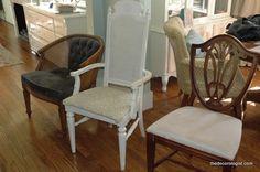 Chair redos
