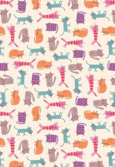 papel de gatos - Buscar con Google