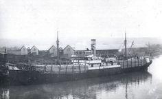 24 juli 1916 Het ss 'Maas' (1914) van de Maatschappij Houtvaart  http://koopvaardij.blogspot.nl/2015/07/24-juli-1916.html