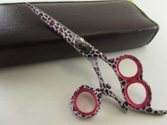 "Professional Salon Hair Cutting Scissors Barber Shears Swirl Hairdressing 5.5"" Price:US $32.99"