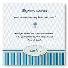 Resultado de imagen para tarjeta comunion varon Ideas Para Fiestas, Baby Shower, Communion, Chart, Personalized Items, Google, Thesis, First Holy Communion, Ideas Party