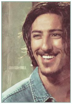 Glad to see that someone else is just as hypnotized by Eric Balfour's (aka Duke Crocker's) smile. ;}