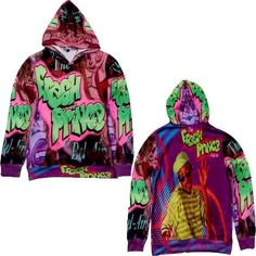 Fresh Prince 90s Mens Hoodie-  when I need a dose of the old-school