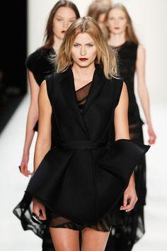Lena Gercke  Berlin Fashion Week 2013
