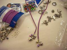 Jewelry Component Book Mark