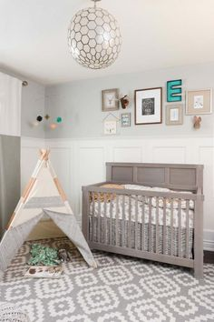 45 Amazing decorating ideas to create a stylish nursery