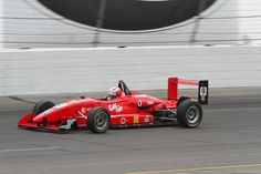 Luca Forgeois : 2012 USF2000 Championship Series