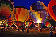 Baloon festival Baton Rouge, Louisiana