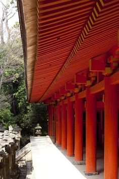 Kasuga Taisha Shrine, Nara, Japan…wonderful memories of my visit to Nara with Lauren…. Japanese Shrine, Japanese Temple, Geisha, Beautiful Places In Japan, Asian Landscape, All About Japan, Japan Guide, Japanese Architecture, Ancient Architecture