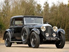 1931 Bentley 4 litre SV6626
