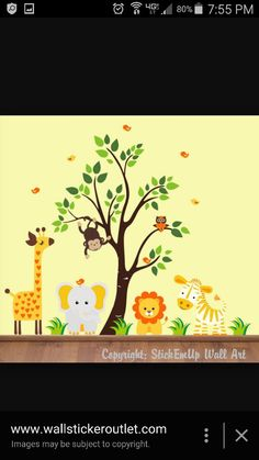Home Décor Honest Shawn The Sheep 3d Window Wall Decals Kids Nursery Stickers Party Decor Gift Art Home & Garden