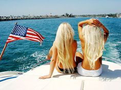4th of July blondes