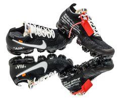 Off White X Nike Air Vapor Max