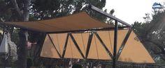 Resultado de imagen para vertical shade sails