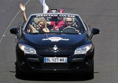 Charlene Wittstock y el Príncipe Alberto de Mónaco, en el GP de F1 de Mónaco…
