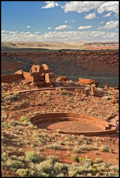 Wupatki National Monument, Arizona. Been here many times. So beautiful. Several dwellings to take pictures of.