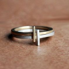 Fancy Geometric Stack Rings