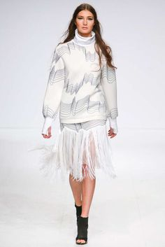 Ioana Ciolacu, Look #2