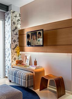 blog de decoração - Arquitrecos: Painel para TV descomplicado (e iluminado!)