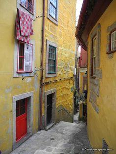 Ruelles de #Porto #Portugal