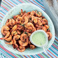 Curry-Spiced Shrimp - 27 Coastal Shrimp Recipes - Coastal Living